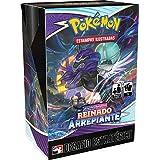 Desafio Estratégico Pokémon Espada e Escudo 6 Reinado Arrepiante Copag Cards Cartas