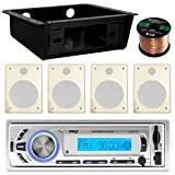 Pyle PLMR21BT USB/SD/MP3 Bluetooth Stereo Receiver Bundle Combo - Best Reviews Guide