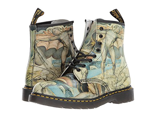 Backhand Boot Eye 1460 White Martens Up Multi William Dr Lace Blake Blake William Unisex Leather 8 xOgqnYvw