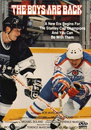 Amazon Com The Boys Are Back Edmonton Oilers Movies Tv