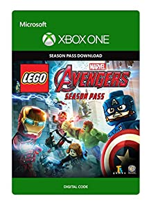 LEGO Marvel's Avengers: Season Pass - Xbox One Digital Code