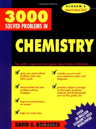 3000 solved problems in chemistry pdf free download