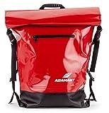Adamant - X-Core Waterproof Dry Bag Backpack, Red