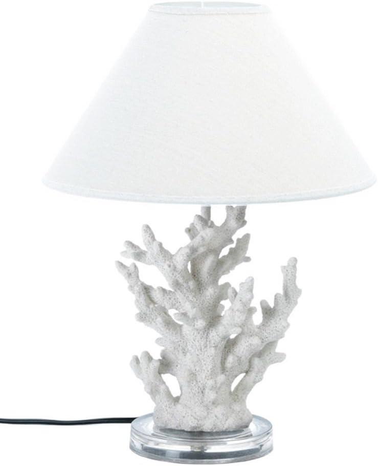 VERDUGO GIFT 57071182 57071182 Undersea Table LAMP, Cream