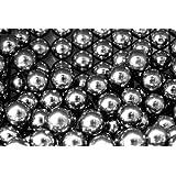 Steel Ball Bearings x 200 9.5mm 3/8 Diameter BB by BloodShot