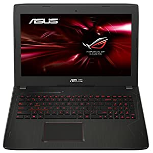 [Ancien modèle] Asus ROG FX502VM-DM119T PC portable Gamer 15.6″ Full HD Noir (Intel Core i7, 16 Go de RAM, Disque dur 1 To + SSD 256 Go, Nvidia GeForce GTX 1060 3G, Windows 10)