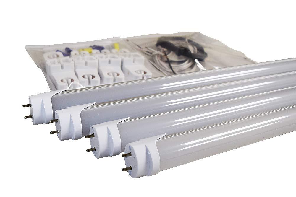 ORILIS 4 Light Fluorescent to LED Retrofit Conversion Kit - Includes on