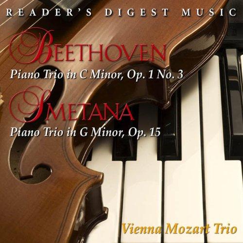 Beethoven: Piano Trio in C Minor - Smetana: Piano Trio in G Minor