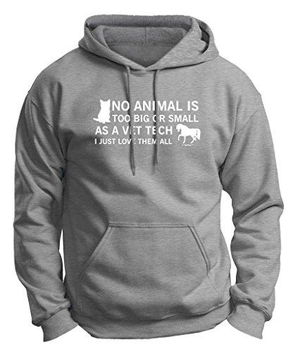 Animal Small Premium Hoodie Sweatshirt