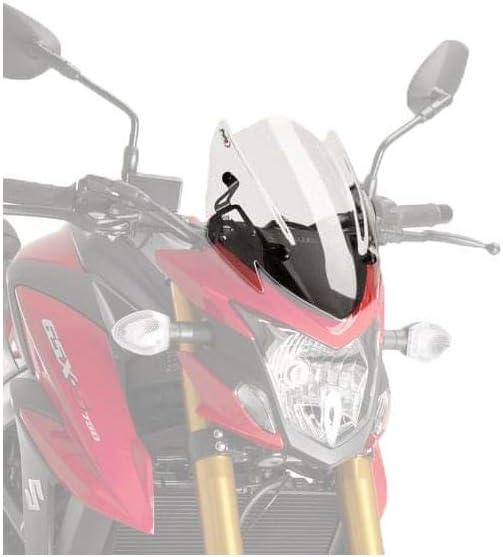 Puig Windschutzscheibe Naked New Generation 9435W f/ür Suzuki GSX-S750 17-19