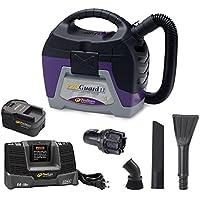ProTeam ProGuard LI 3 Cordless Wet-Dry Vacuum Cleaner, 3-Gallon Portable Wet Dry Vacuum Handheld with Tool Kit