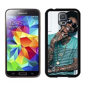 DIY Wiz Khalifa Black Phone Case for Samsung Galaxy S5 I9600 441