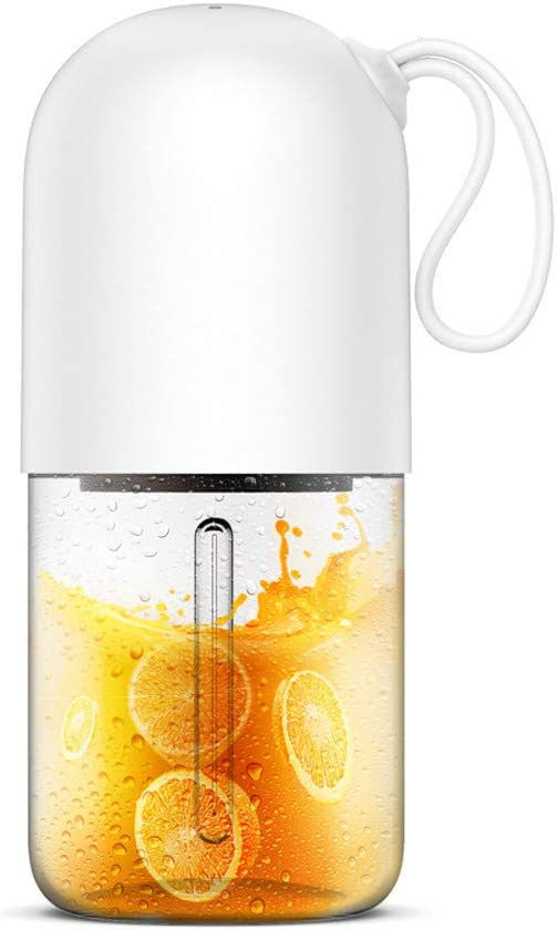 300ml Portable Electric Juicer Blender Multipurpose Wireless Mini USB Rechargable Juice Cup Cut Mixer for Travel