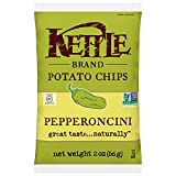 kettle chip pepperoncini - Kettle Brand Potato Chips, Pepperoncini, 2 Ounce Bags (Pack of 6)