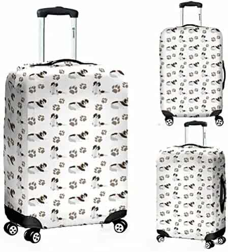 2fc4af523a84 Shopping 9 Inches & Under - Whites or Golds - Suitcases - Luggage ...