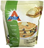 Atkins All Purpose Bake Mix, 2-Pound Bag