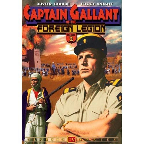 Captain Gallant of the Foreign L...