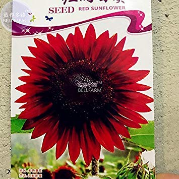 Visa Store 2018 Hot Sale Davitu Sunflower Dark Red for sale  Delivered anywhere in Canada