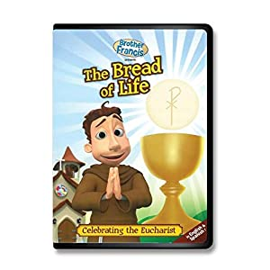 Brother Francis-The Bread of Life DVD-Roman Catholic Eucharist-Holy Eucharist- The last Supper with Catholic Churches-Children