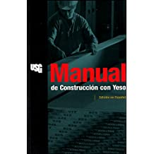 Manual de Construcción con Yeso (Spanish Edition)