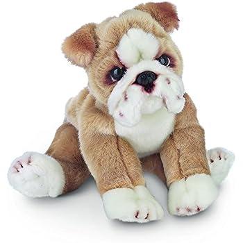 Amazon Com Aurora World Flopsie 12 Stuffed Bulldog Willis Toys