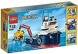 LEGO Creator - 31045 - L'explorateur Des Océans