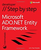 Microsoft ADO.NET Entity Framework Step by Step Front Cover