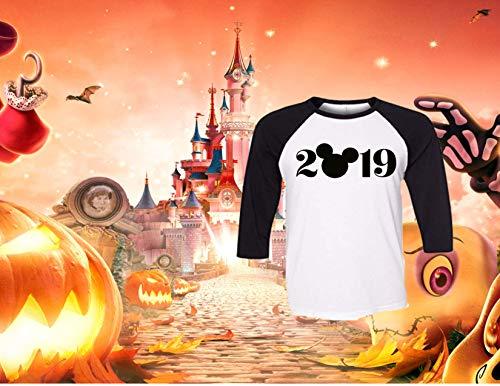 Handmade Disney ~Halloween Mickey's Not So Scary Halloween Party Mouse and Minnie Mouse Disney Matching Family 2019