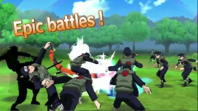 Naruto Shippuden: Ultimate Ninja Impact (TGS 2011)