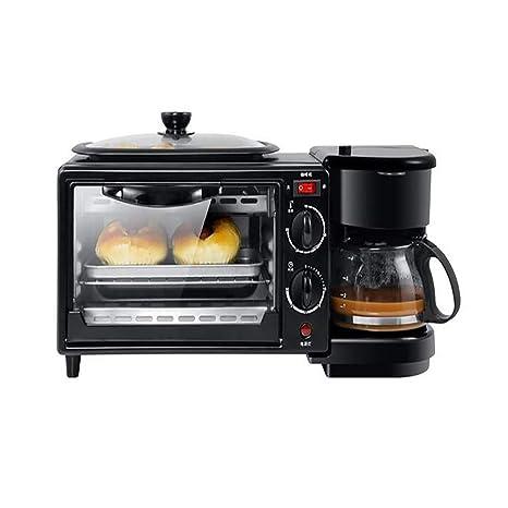 Amazon.com: @Mu Mini horno multifunción tres en uno máquina ...