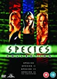 Species: 1-4-Collection [4 DVDs]