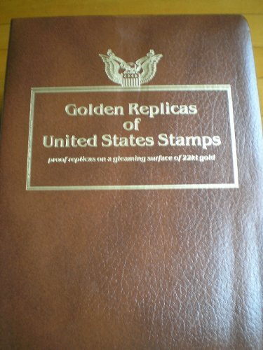 (Golden Replicas of United States Stamps)