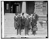 Vintography 8 x 10 Reprinted Old Photo Executive Com Nat'l Conference Catholic Charities, 9/9/25 1925 National Photo Co 14a