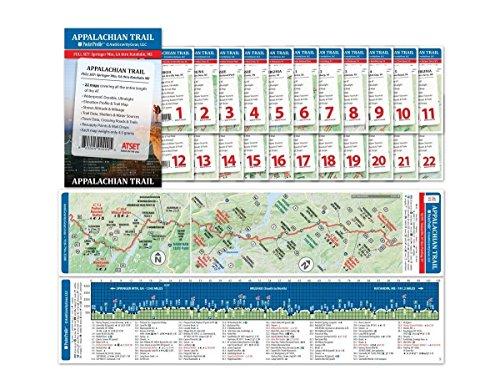 Appalachian Trail Pocket Profile Map Set