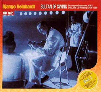 Sultans Of Swing: Django Reinhardt: Amazon.es: Música