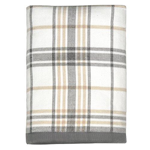 Peri Home Classic Plaid 100% Cotton Hand Towel, 15