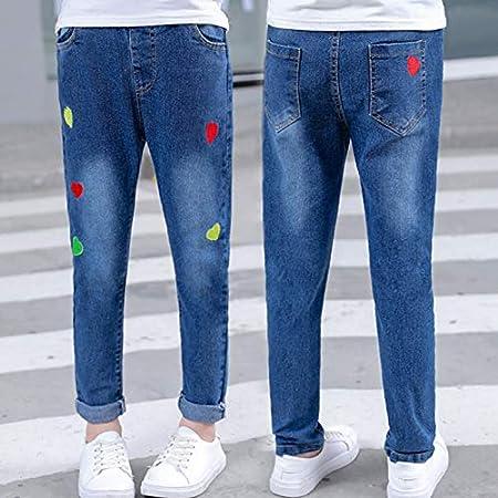 Wimagic - Pantalones Vaqueros para niño del Amor en Vaquero ...