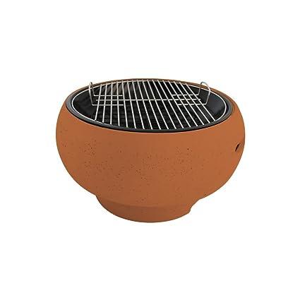Beautiful tablero de la mesa Barbacoa de carbón estufa – creado de material resistente al agua