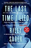 Book cover from The Last Time I Lied: A Novel by Riley Sager