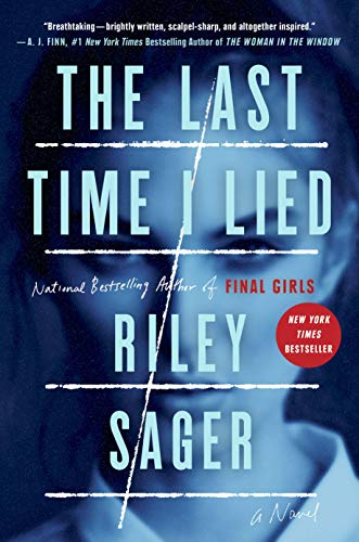 The Last Time I Lied: A Novel - Contemporary American Painters