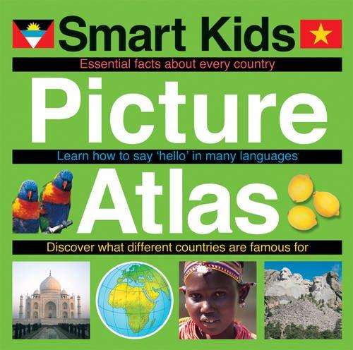 Download Smart Kids Picture Atlas (Smart Kids Reference) PDF