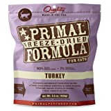 Primal Freeze Dried Turkey Formula for Cats 5oz, My Pet Supplies