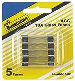BUSSMANN BPAGC10RP 5PK BP/AGC10 FUSES