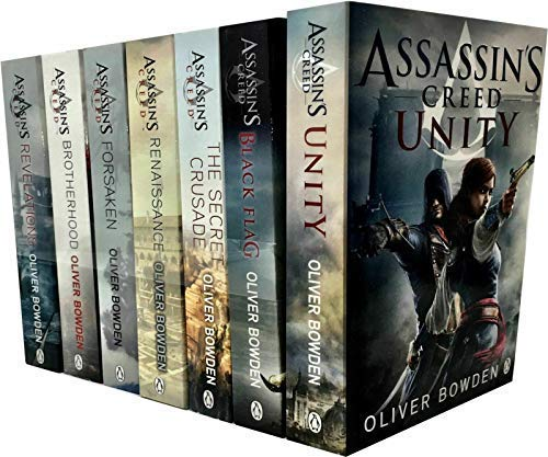 Assassin's Creed: The Complete Collection: Amazon.co.uk: Bowden ...