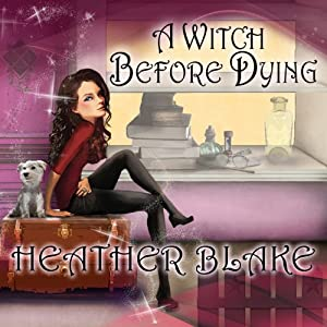 A Witch Before Dying Audiobook
