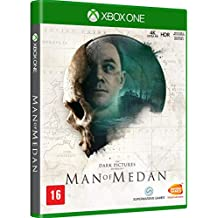 The Dark Pictures Man Of Medan - Xbox One Pré-venda com DLC exclusivo Amazon Curator´s Cut