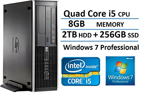 HP Quad Core Professional Certified Refurbished