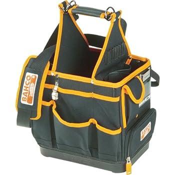 "Bahco 4750FB3-12 12"" Electrician Bag-Hard Bottom"