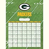 Turner Perfect Timing Green Bay Packers Jumbo Dry Erase Sports Calendar (8921008)
