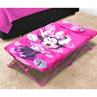 Disney Minnie Mouse Portable Travel Bed